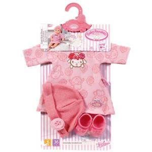Baby Annabell Little Gebreide Jurk 36cm
