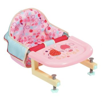 Baby Annabell Lunch Time Feeding Chair