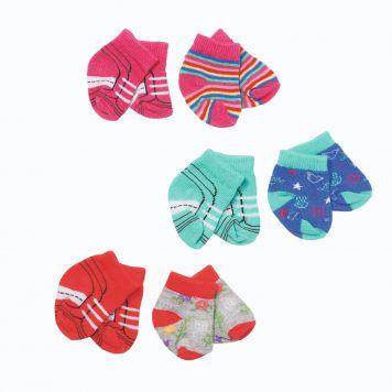 Baby Born Trend Socks 2 Pack Assorti