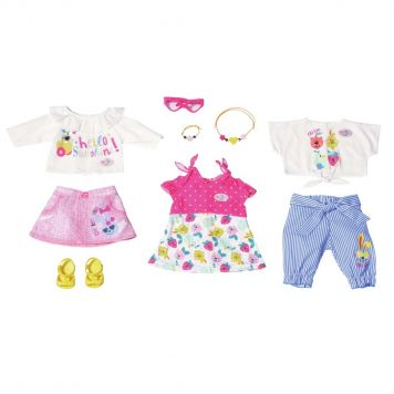 Baby Born Holiday Modeset 43 Cm