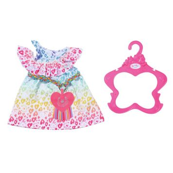 Baby Born Rainbow Dress 43 Cm