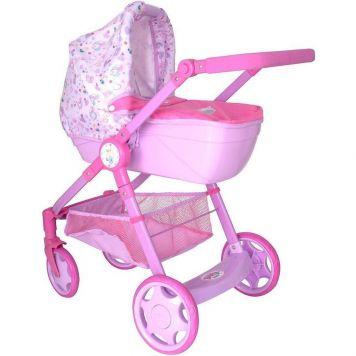 Baby Born Poppenwagen Met Tas 43 Cm