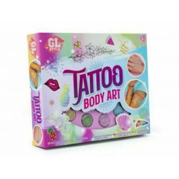 Tattoo Body Art Set