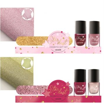 Casuelle Make-Up Set Nagellak 2 Assorti
