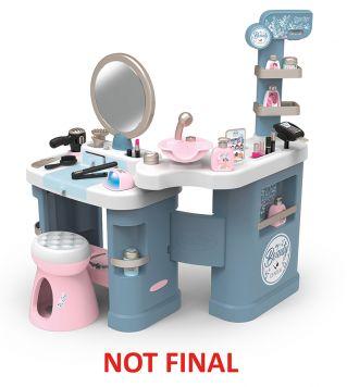 Verzorgingstafel Beauty Centre 32 Accessoires Battery Operated