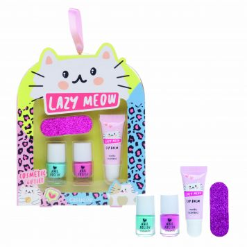 Casuelle Make-Up Set Lazy Meow