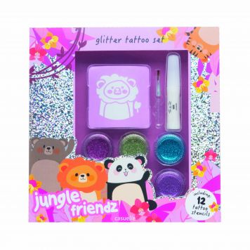 Casuelle Tattoo Set Jungle Friends