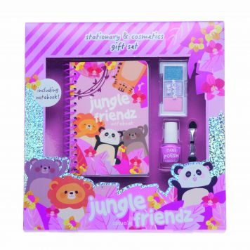 Casuelle Make-Up Set Jungle Friends