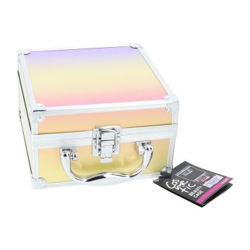 Casuelle Make-Up Koffer Compact Rainbow
