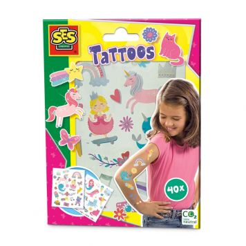 Ses Tattoo Sprookjes