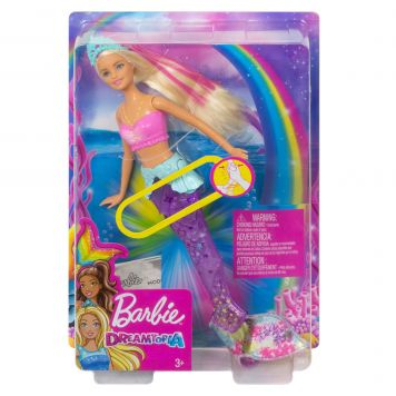 Barbie Dreamtopia Twinkelende Lichtjes  Zeemeerminnenpop