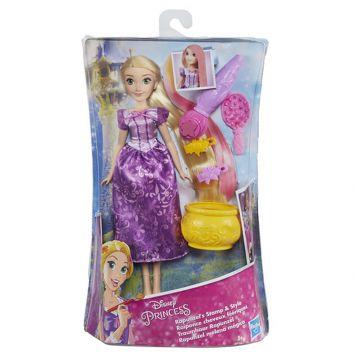 Disney Princess Stempel En Stijl Rapunzel