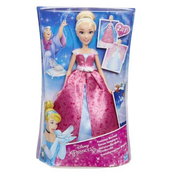 Disney Princess Assepoester 2 in 1 Jurk
