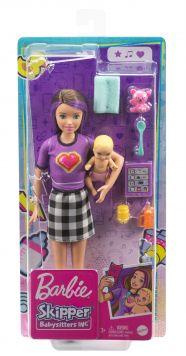 Barbie Skipper Babysitter Inc Skipper En Baby