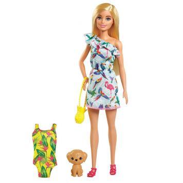 Barbie and Chelsea The Lost Birthday Barbie En Huisdier