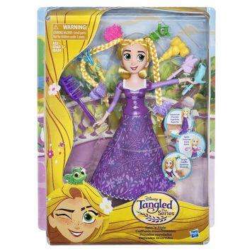 Disney Princess Tangled Spin En Stijl