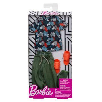 Barbie Ken Fashions Complete Set Assorti