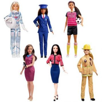 Barbie 60th Anniversary Voetballer