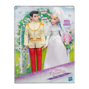 Disney Princess Cinderella's Charming Wedding Assorti
