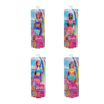 Barbie Dreamtopia Zeemeermin Assorti