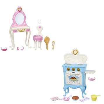 Disney Princess Meubel met accessoires (2)