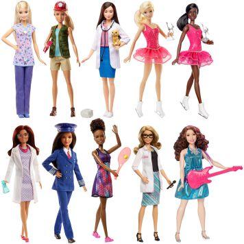Barbie I Can Be Assorti