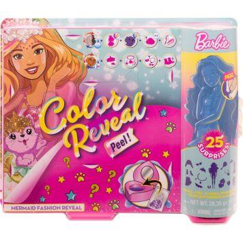 Barbie Fantasy Fashion Zeemeermin