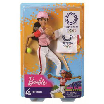 Barbie Olympische Spelen Tokyo Assorti