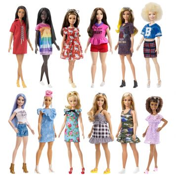 Barbie Pop Fashionista Assorti