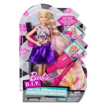 Barbie Knip & Curly
