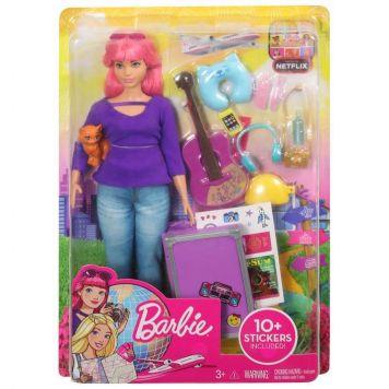 Barbie Dreamhouse Daisy Gaat Op Reis Pop