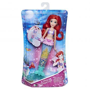 Disney Princess Glitter En Glow Ariel Pop