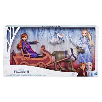 Frozen 2 Sven En Zusjes