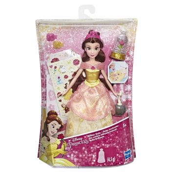 Disney Princess Glitter Belle