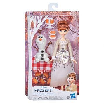 Frozen 2 Anna en Olafs Picknick