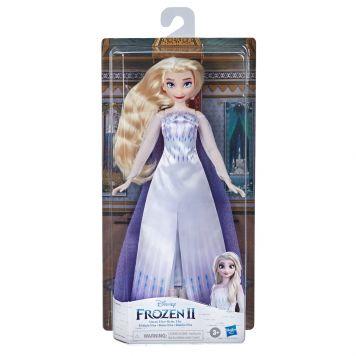 Frozen 2  Fashion Doll Elsa Koningin