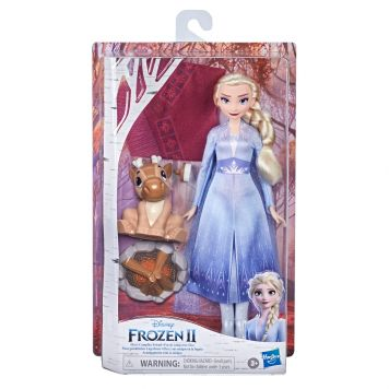 Frozen 2 Elsa's Kampeerset met Vrienden
