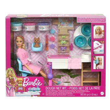 Barbie Gezichtsmasker Spadagje Speelset