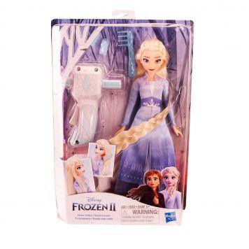 Frozen 2 Pop Met Haarstyleset Assorti