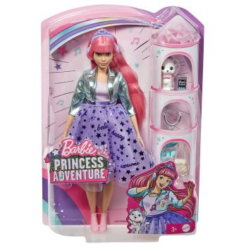 Barbie Princess Adventure Luxe Prinses Daisy