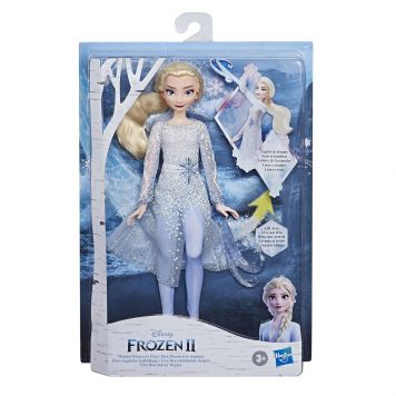 Frozen 2 Feature Elsa