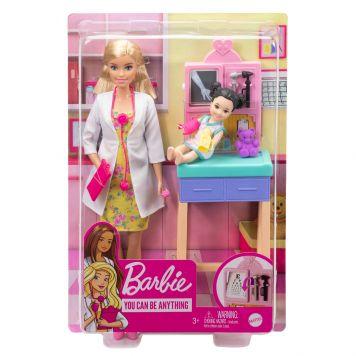 Barbie Kinderarts - blond
