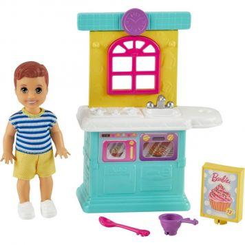 Storytelling Pack Kitchen Boy