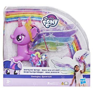 My Little Pony Regenboog Vleugels Twilight Sparkle