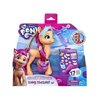 My Little Pony Regenboog Onthulling Sunny