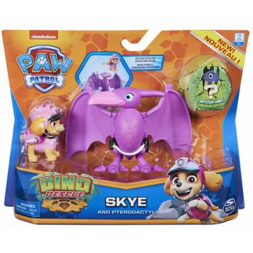 PAW Patrol Dino Rescue  Dino Action Pack Pup Skye
