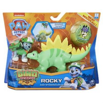 PAW Patrol Dino Rescue  Dino Action Pack Pup  Rocky