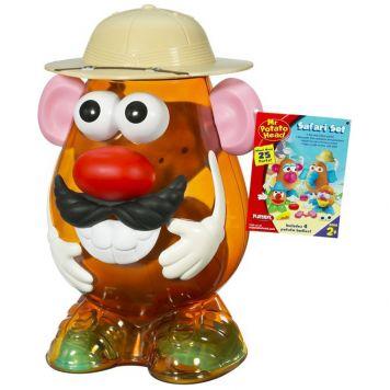 Mr Potatohead Safari Speelset