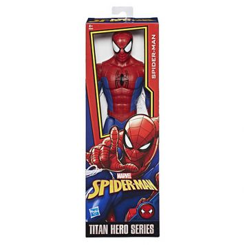 Titan Hero Spiderman 30 Cm Power Pack Figuur