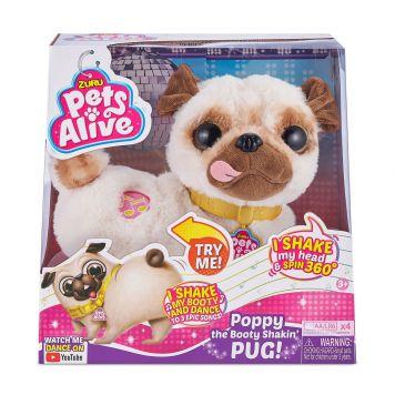 Zuru Pets Alive Poppy De Dansende Pug
